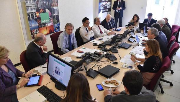 Roma 2024: Malagò, torcia da Lampedusa