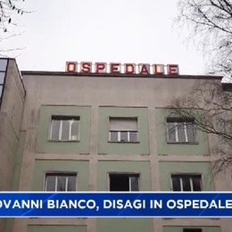 San Giovanni Bianco, i tagli all'Ospedale causano disagi
