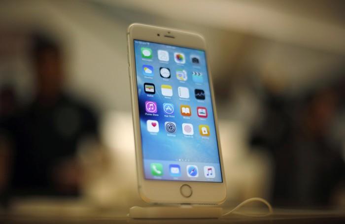 L'iPhone 6S della Apple