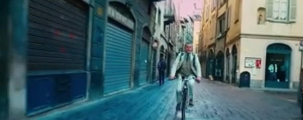 In bici da piazza Vecchia a Orio - Video Secondo Visit Bergamo bastano 15 minuti
