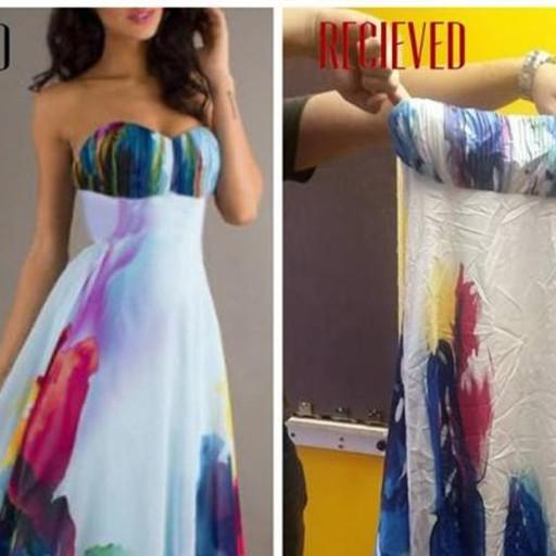 buy online e85ac 18f78 La truffa dei vestiti su Facebook Ecco tutte le pagine da ...