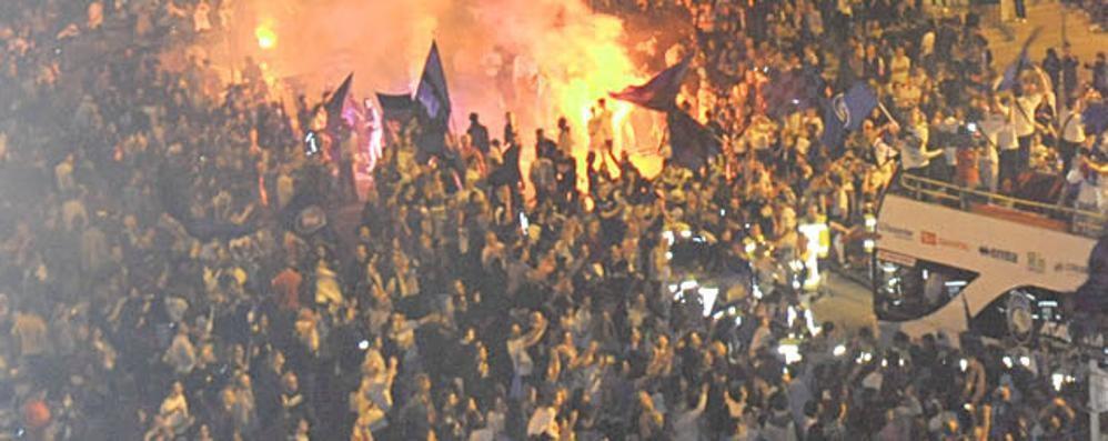 Gli Amici riportano l'Atalanta in piazza  Le date della festa per i 50 anni del club