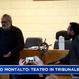Il testimone: la storia del giudice Montalto in un lavoro teatrale