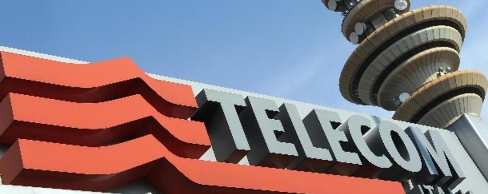 Telecom, preoccupazione a Bergamo I sindacati: «A rischio 200 dipendenti»