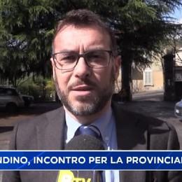 Valgandino, incontro tra i sindaci e i tecnici della Provincia