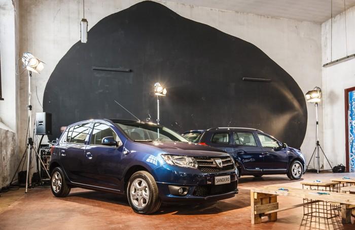 Family Dacia