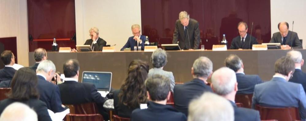 Italcementi, nuovo Cda con 12 membri Giampiero Pesenti confermato presidente