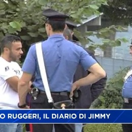 Omicidio Ruggeri, il diario di Jimmy