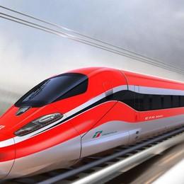 Test sui treni per arrivare a 350 km/h Così Milano-Roma in 2 ore e 20'