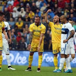 Serie A: Frosinone-Inter 0-1