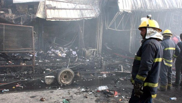 Iraq: 18 morti in duplice attentato