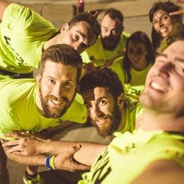 Mercoledì c'è la «We run Bergamo» E questa volta corre con Radio Alta