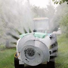 Pesticida lo colga