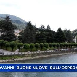 San Giovanni Bianco, buone notizie in arrivo per l'Ospedale
