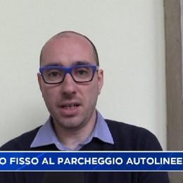 Bergamo. Presidio fisso al parcheggio Autolinee con risparmio di piazza Mercato del Fieno