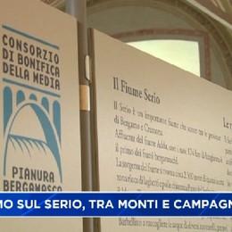 Bergamo sul Serio, tra monti e campagne