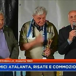 Club Amici Atalanta, festa tra ricordi, risate e commozione