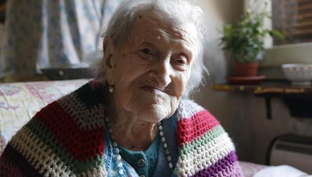Muore più longeva, primato a italiana