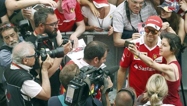 Spagna: Ferrari davanti nelle 1/e libere