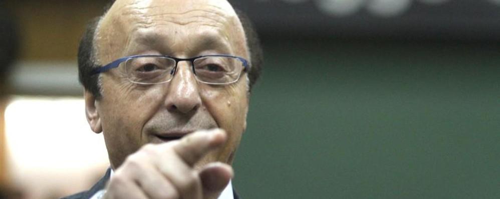 Moggi dovrà pagare i risarcimenti Calciopoli, l'Atalanta reclama 69 milioni