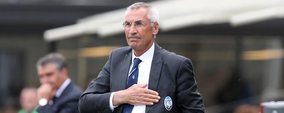 Reja scherza: Champions con l'Atalanta «Mercoledì vedo il presidente e saprò»