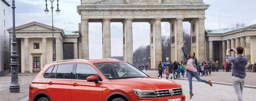 Volkswagen Tiguan Nel weekend porte aperte