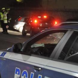 Alcol e droga al volante, notte di controlli Nei guai cinque ragazzi: via la patente