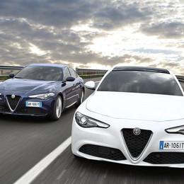 Alfa Romeo Giulia La gamma completa