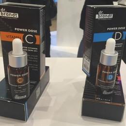 Anche la pelle fa il pieno  di vitamine C e D