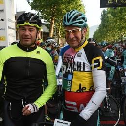 Granfondo Gimondi, la gara dei 20 anni  Ecco i nomi dei vincitori - Le foto del via