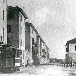 Presto che perdo il tram... Via Furietti, viaggio nel 1925