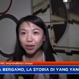 Cinesi a Bergamo. La storia di integrazione di Hu Yang Yang