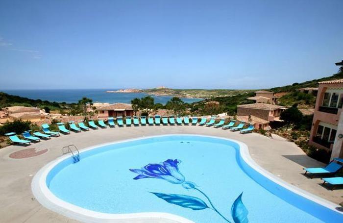 La piscina del Marinedda
