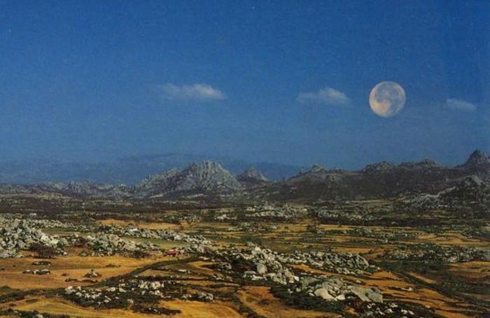Aggius e la Valle della Luna