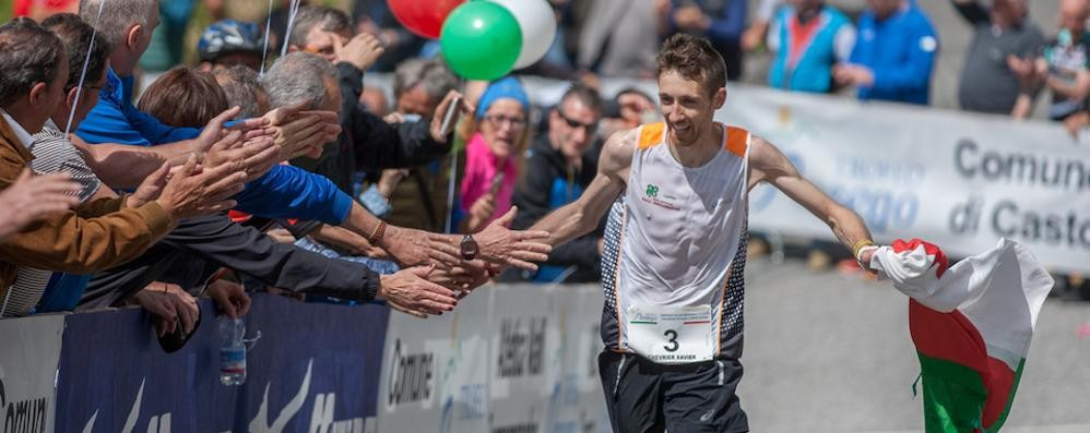 L'Atletica Valli Bergamasche monopolizza il podio tricolore