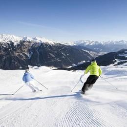 Racines-Giovo Dove sciare è facile
