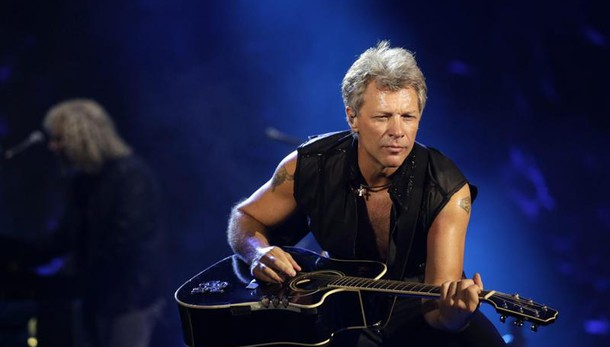 Ristorante Bon Jovi è gratis per poveri