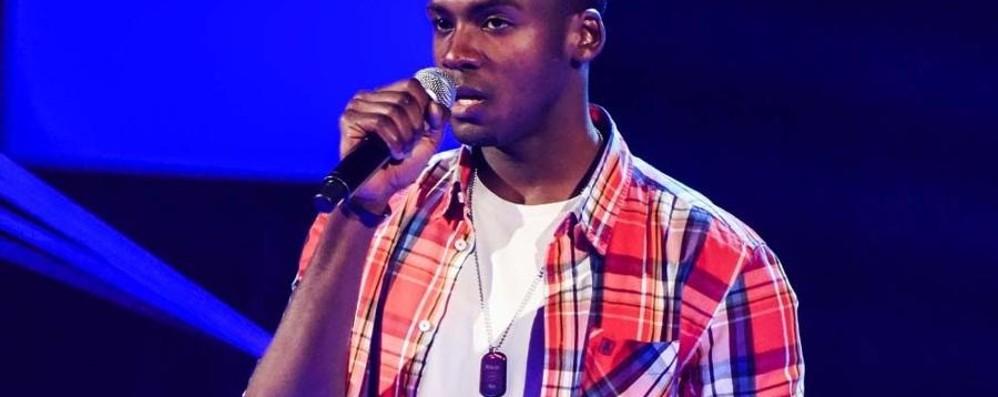 The Voice, Charles  in finale - video Da Seriate la sua voce incanta il pubblico
