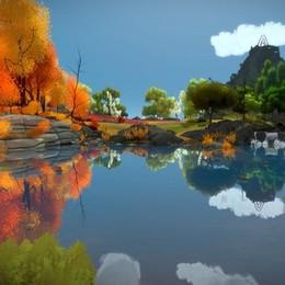The Witness l'isola degli enigmi