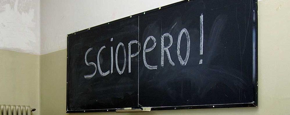 Scuola, venerdì sciopero nazionale Presidio davanti alla Prefettura