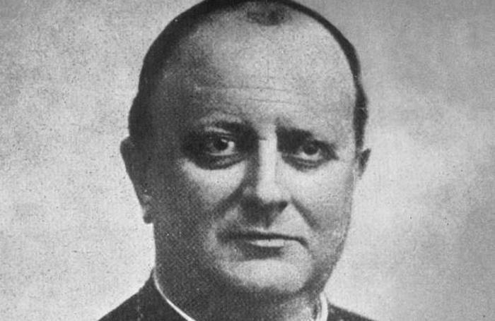 Monsignor Giacomo Maria Radini Tedeschi, vescovo di Bergamo dal 1905 al 1914