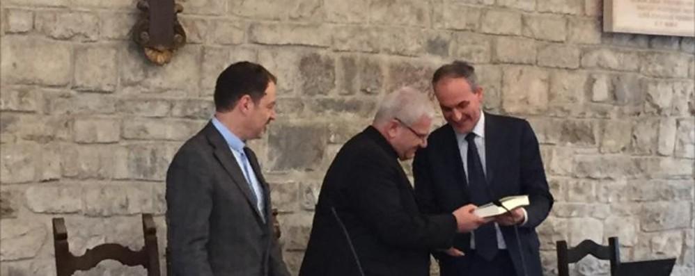 Il vescovo Beschi ricorda in Curia il predecessore Radini Tedeschi