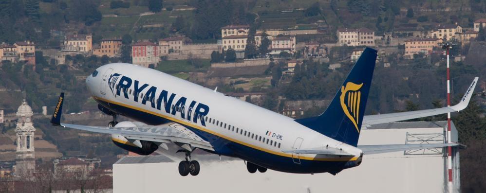 Volete lavorare con Ryanair? Selezioni  a Bergamo il 2 e 23 giugno
