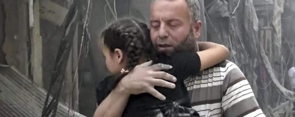 I profughi bambini