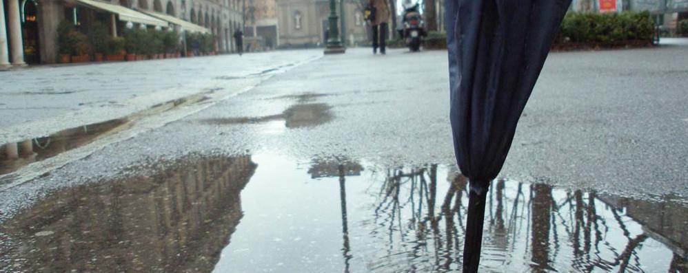 Meteo, ancora pioggia e instabilità Abbiate pazienza, da giovedì sarà bello