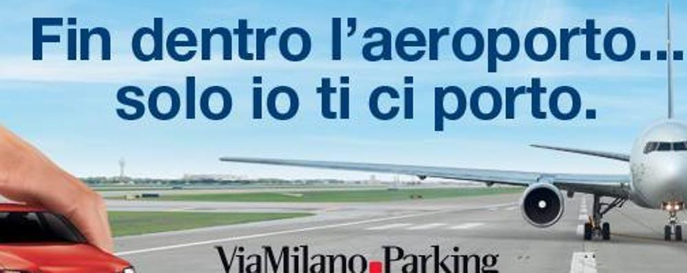 Orio, devi parcheggiare all'aeroporto? Un nuovo sito ti dice dove e come