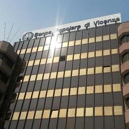Popolare Vicenza: stop alla quotazione Banche deboli, trascinano giù la Borsa