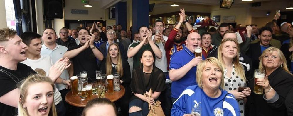 Premier League, pareggia il Tottenham Il Leicester è campione d'Inghilterra