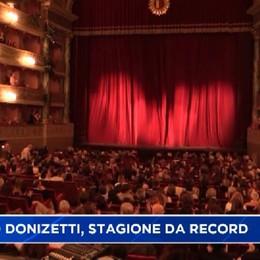 Teatro Donizetti, stagione da record: 52.915 spettatori