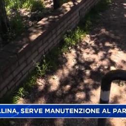 Grumello del Piano, al parco serve manutenzione